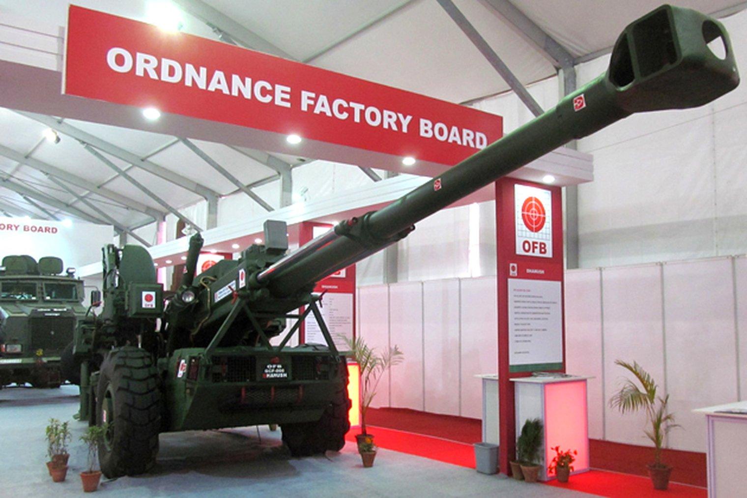 Optimisation of Ordnance Factory Board