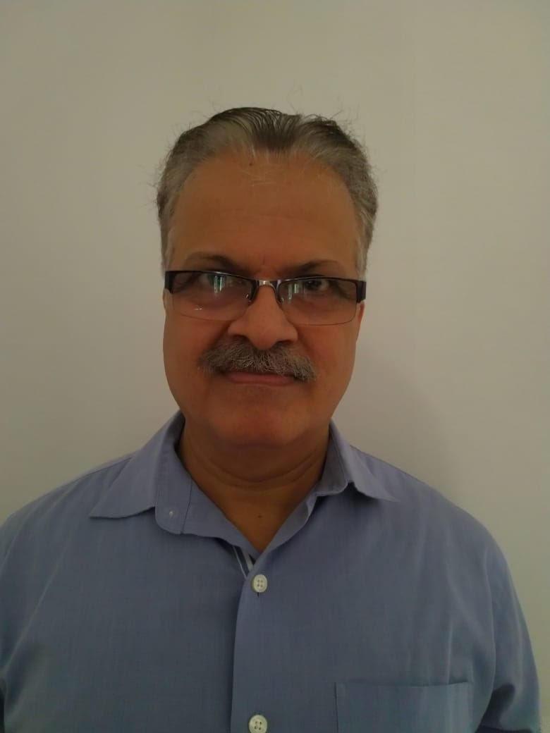Maj Gen M Vinaya Chandran (Retd)