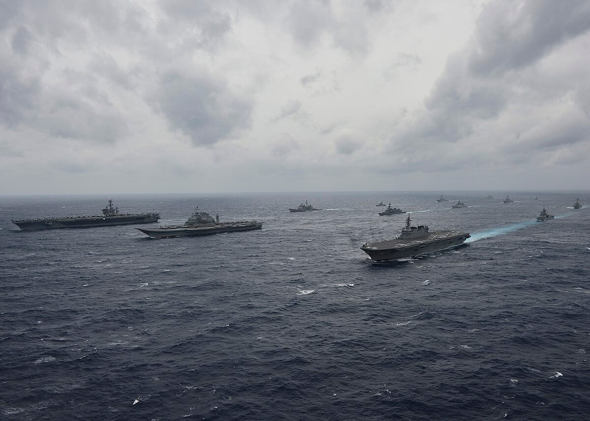 INDIA-US Maritime Cooperation: Strengthening Security Arrangement in the Indian Ocean Region for Mutual Benefit