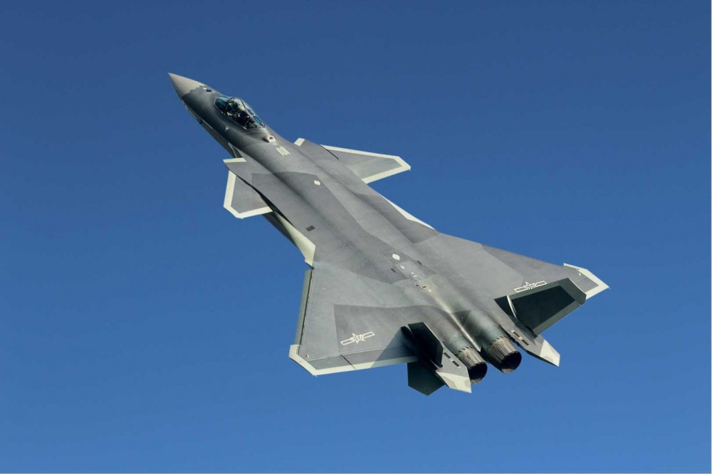 China's J-20 Fifth Generation Fighter – Implications and Options India