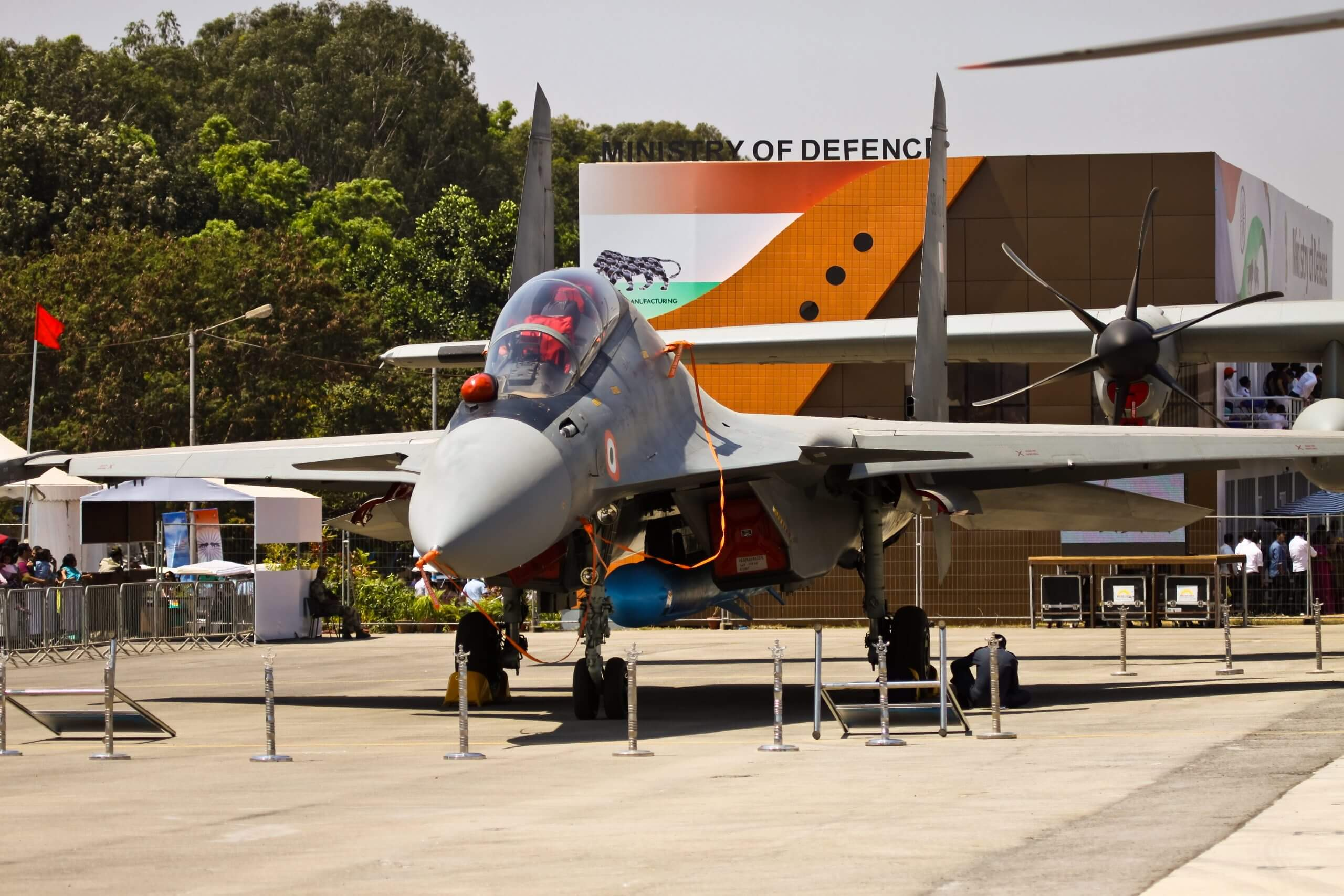 Leveraging Defence Expos for an Atmanirbhar Defence and Aerospace Ecosystem