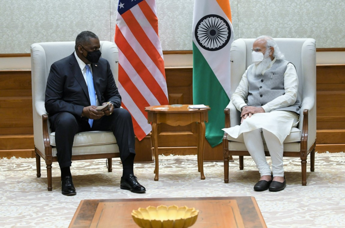 PM Modi meets US Defence Secretary Lloyd Austin, sees the Partnership promoting Global Good, US appreciates India's role in Indo Pacific