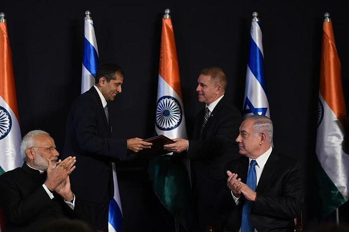 India Israel Relations – An Overview