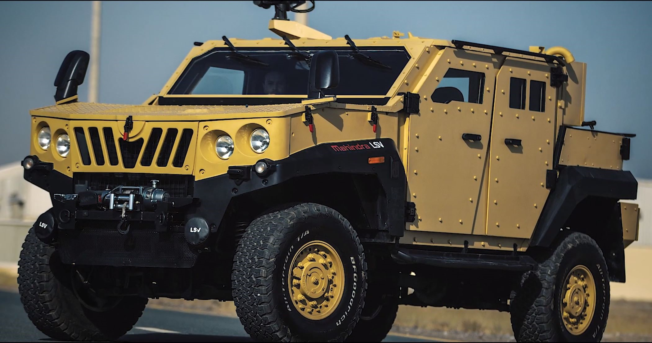 Mahindra ALSV – Enhancing Tactical Mobility of Land Forces