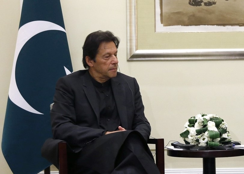 Imran Khan: Between Frying Pan and Fire