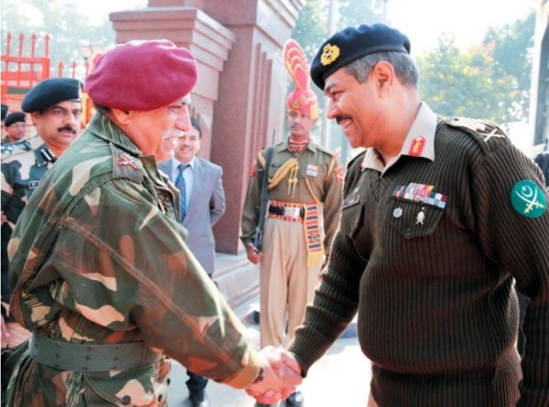 Can India-Pakistan Military Drive Peace Initiative