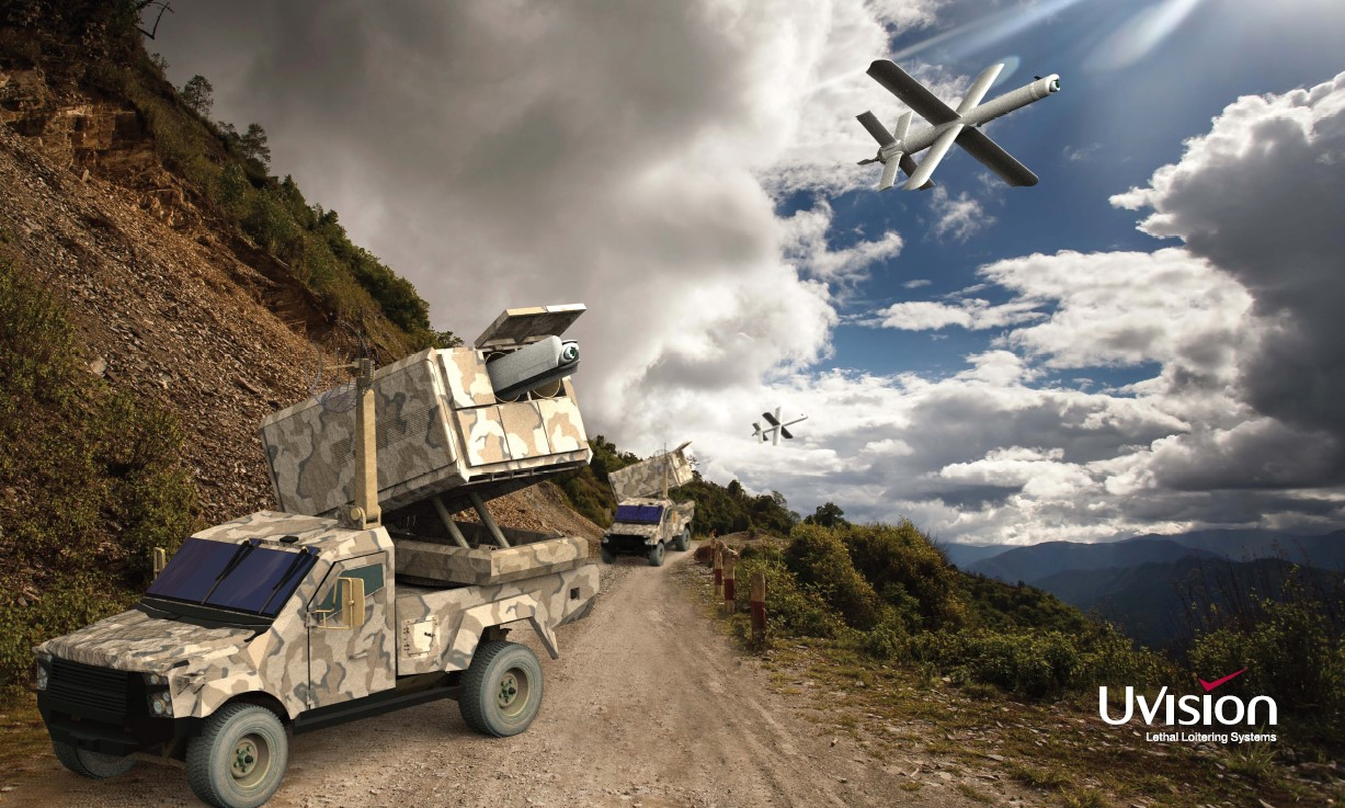 Loitering Munitions – UVision Enables Smarter Precision Strikes