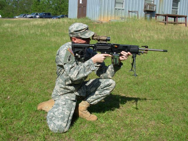 Small Arms Program US Army