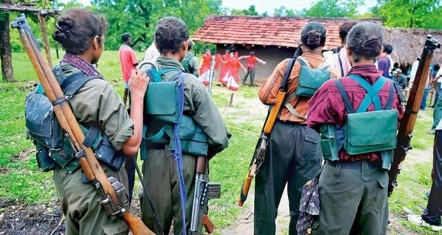 Anti-Naxal Operations: Putting Heads Together