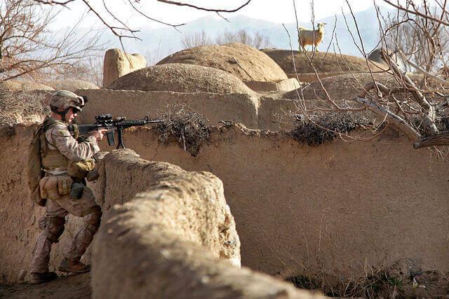 Three Blunders in Rebuilding Afghan National Defence Security Forces