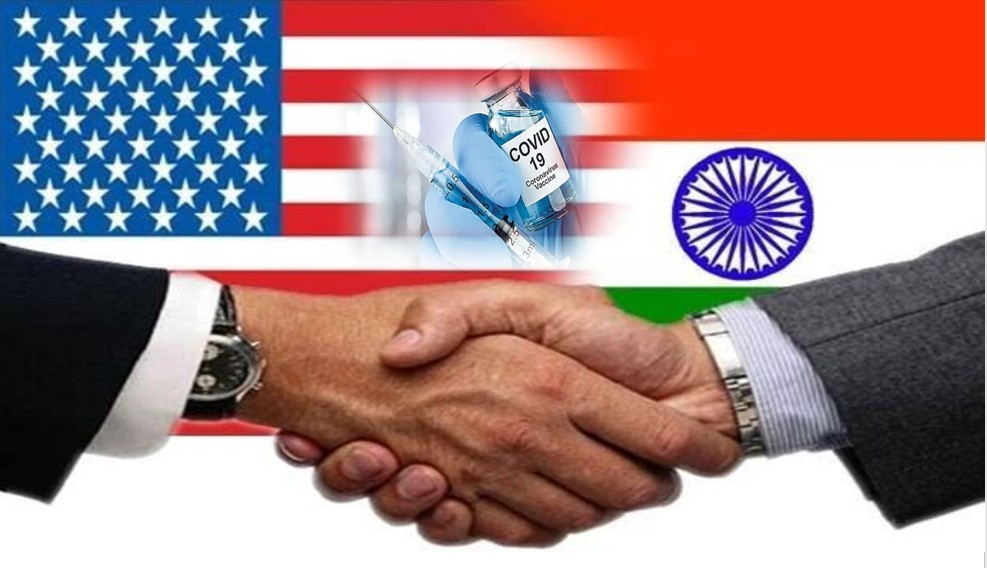 India-US Ties Survive Vaccine Test
