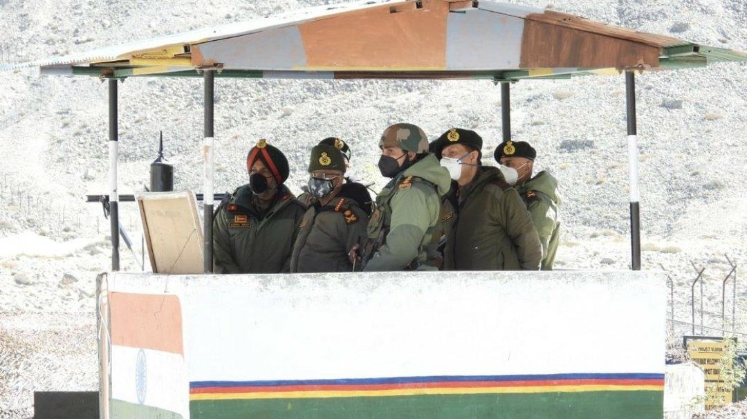 Chinese military drills near Ladakh region, Indian Army keeping a close watch says Gen Naravane