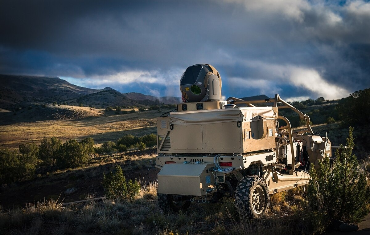 Drone Killers: Raytheon's Laser Weapon Systems