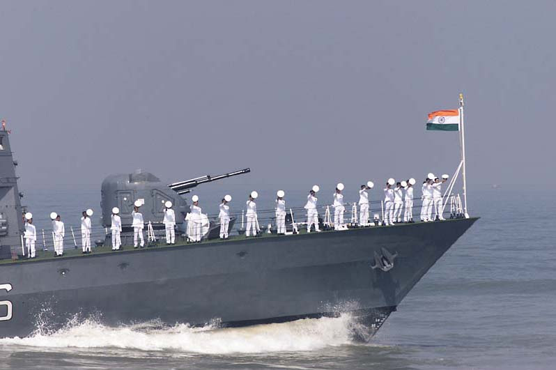 Why India Needs a Blue Water Navy
