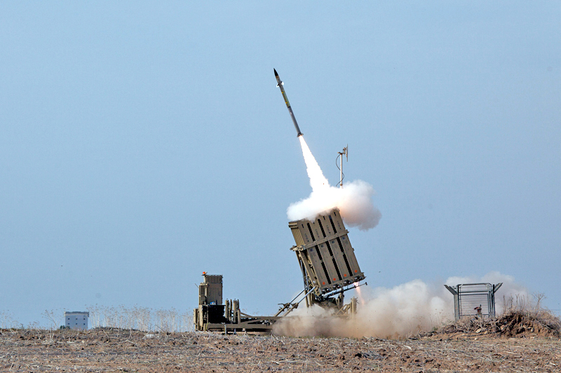 Iron Dome : Israel's Protective Shield by Rafael