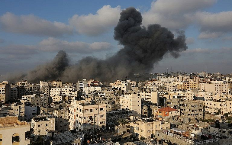 No quick resolution in sight as Israel and Hamas clashes escalate over Gaza