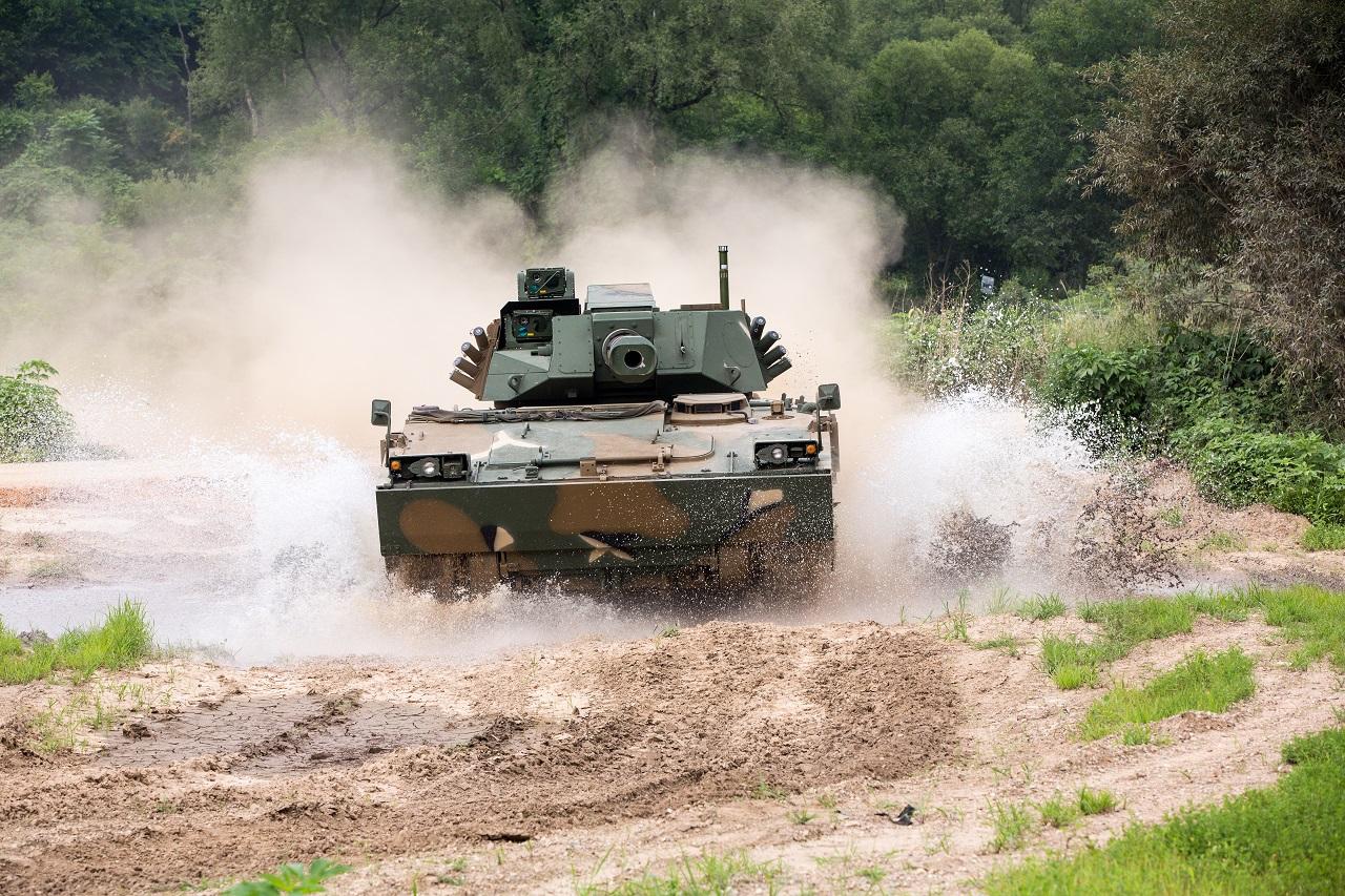 K21-105: Light Tank Solution from Hanwha