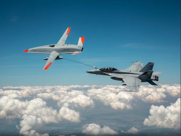 In a first, US Navy refuels aircraft using unmanned drone