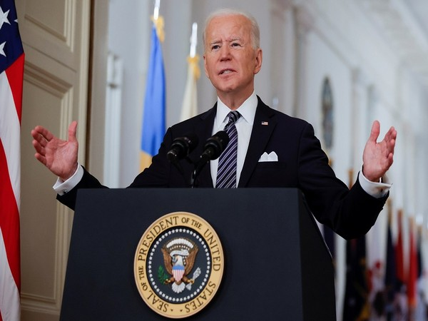 Market democracies, not China should write global trade rules, says Biden