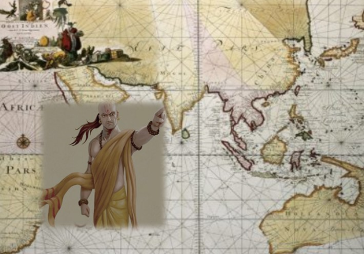 Chanakya-Latent Influence on Indian Strategic Thoughts