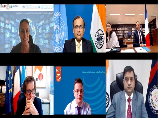 India, France co-host event on countering terror financing in post-Covid at UN
