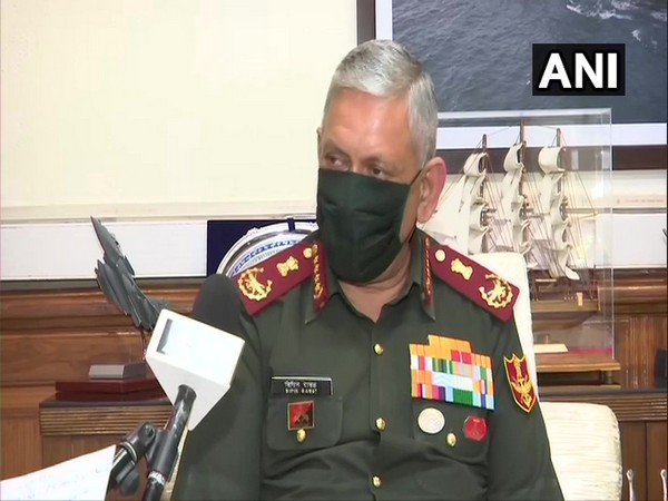 Pakistan holding ceasefire but drones being used to infiltrate weapons, drugs to disturb internal peace: CDS Rawat