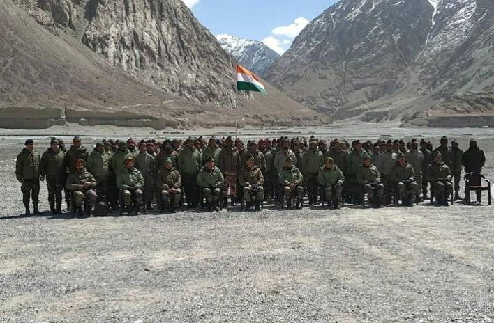 India-China Border Build-up: Pragmatically Speaking!