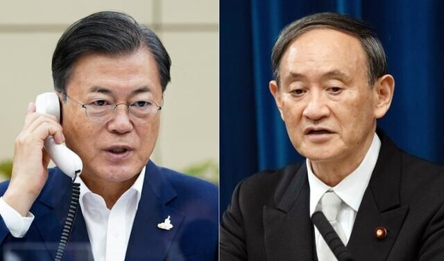 Japan calls off meeting between Suga, S. Korea's Moon over territorial tensions: Reports