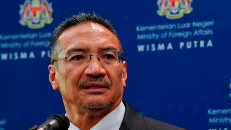 Malaysia to lodge diplomatic protest to Chinese envoy over intrusion of EEZ by 16 PLA planes