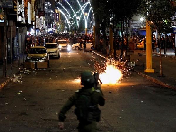 Clash between Palestinians, police in Jerusalem, amid fear of fresh Israel-Hamas fighting