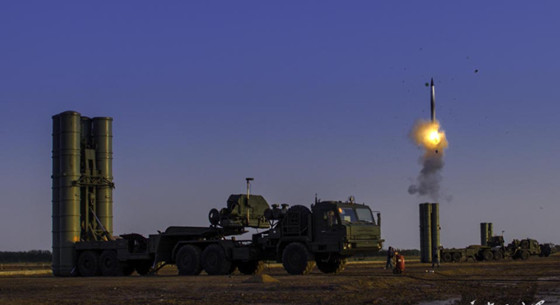 S 400 TRIUMF: Transforming  India's Air Defence
