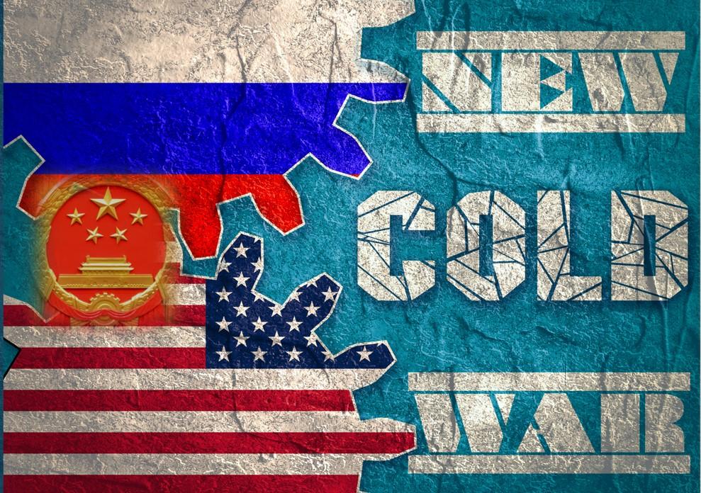 A Three-Way Cold War