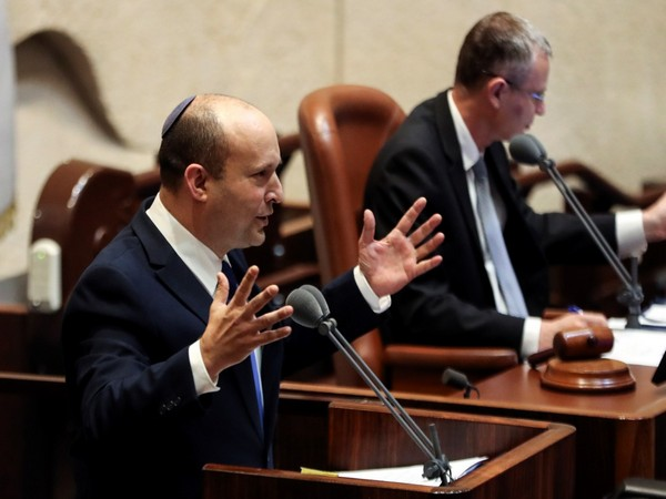 Congratulations pour in from around the world after Naftali Bennett sworn in as Israel's PM