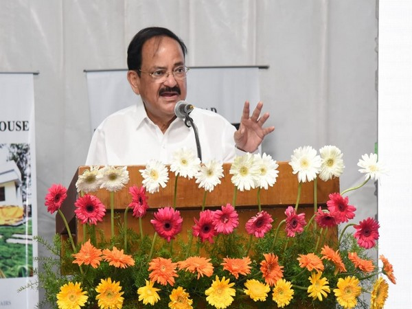 VP Venkaiah Naidu refers to use of low-flying drones, advises IITs to focus on terrorism related areas