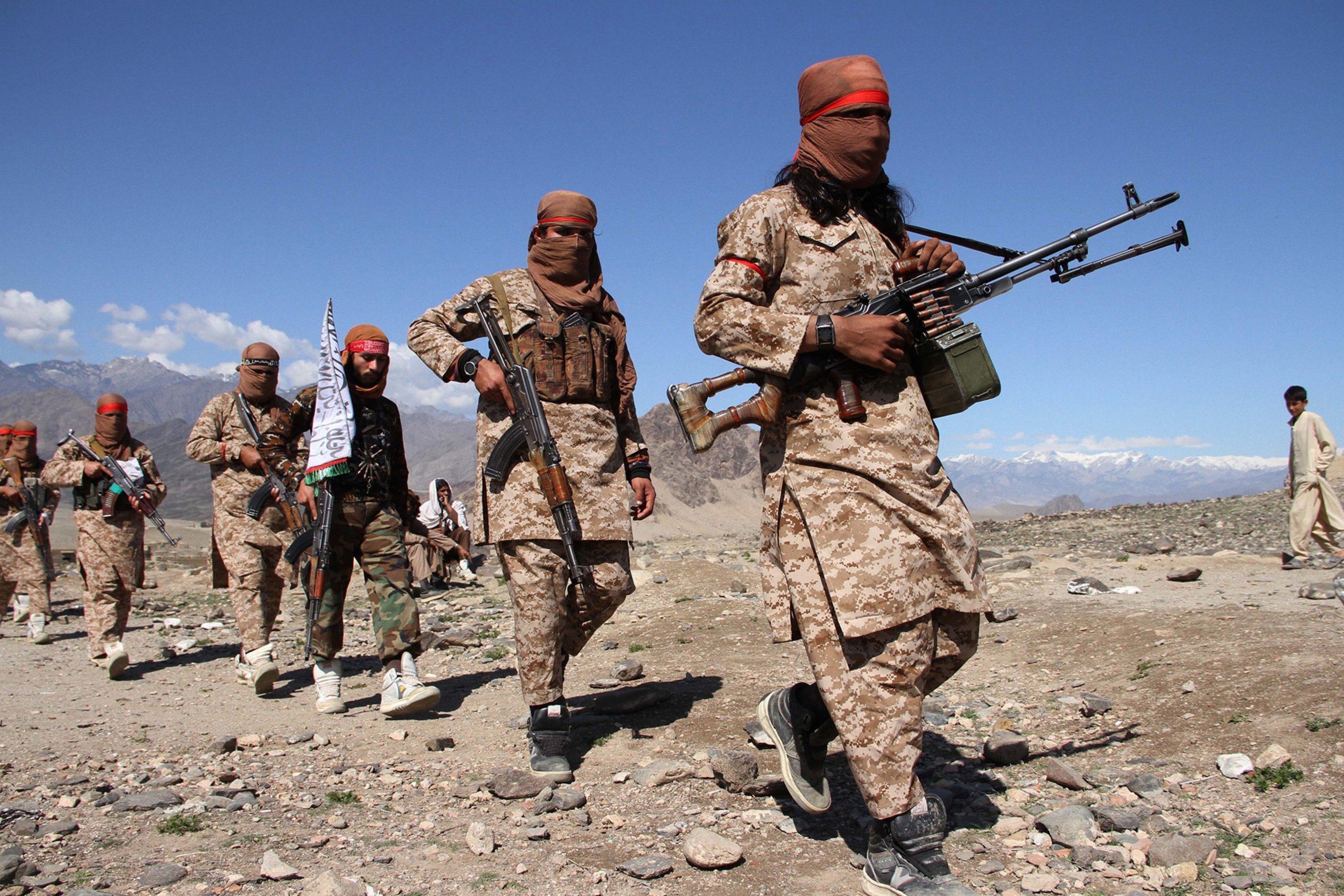 Taliban protest UN report of its continuing ties with Al Qaeda
