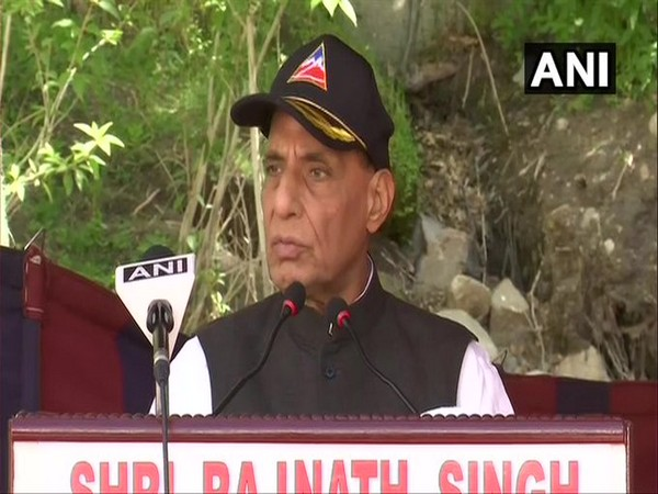 Indian Army is capable of giving befitting reply to every challenge: Rajnath Singh