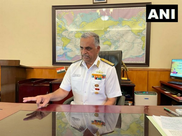Predator drones helping us to keep watch on 'vessels of interest': Indian Navy Vice Chief