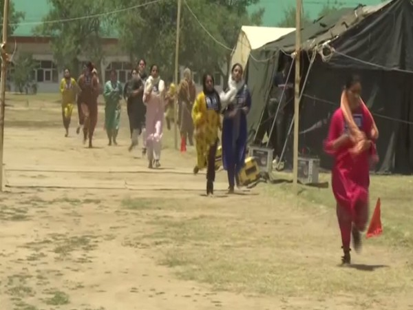 Kashmiri women who appeared for J-K Police recruitment test show enthusiasm, desire to serve nation