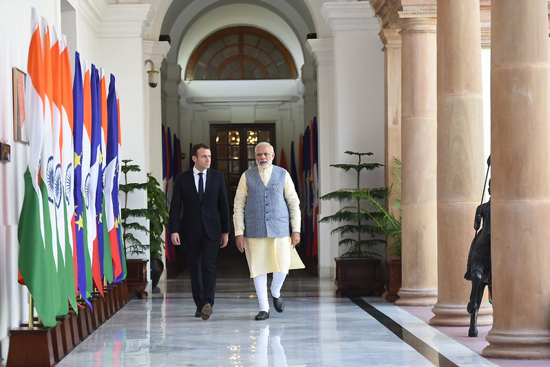 Indo-French Strategic Partnership: Commitment, Resilience and Solidarity