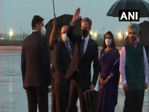 Blinken to meet PM Modi, EAM Jaishankar today on his maiden India visit