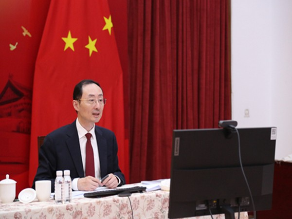 Indian communist leaders participate in Chinese embassy event marking CCP centenary