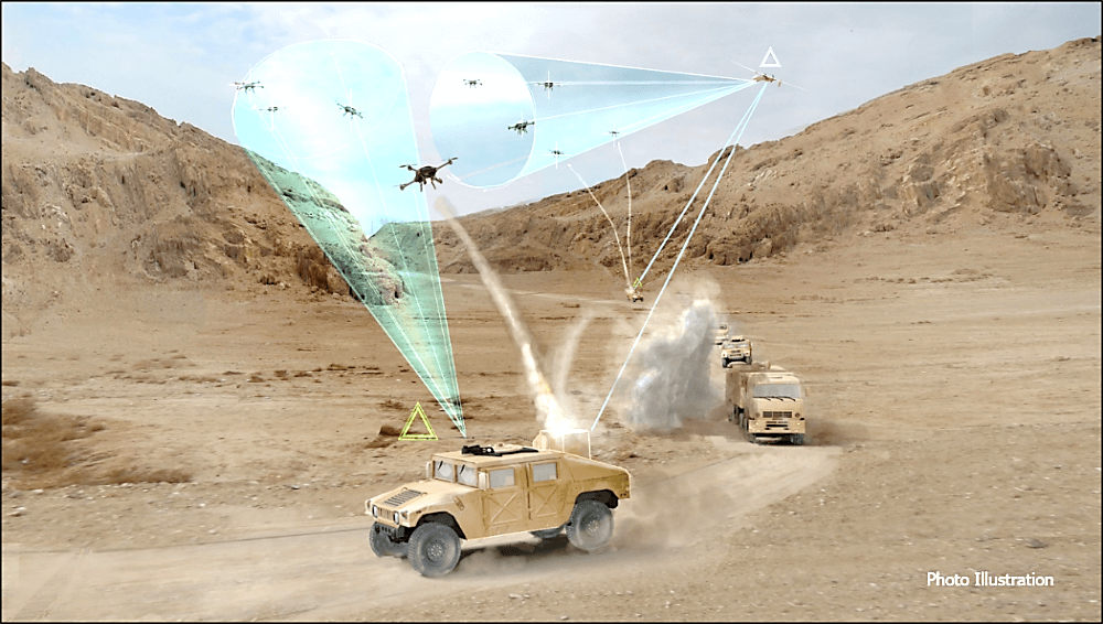 Counter Drone Systems: Dealing with Lethal Unobtrusive Threats