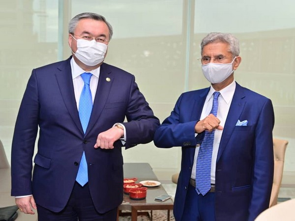 Jaishankar meets Kazakh counterpart, discusses CICA, COVID cooperation, SCO, Afghanistan