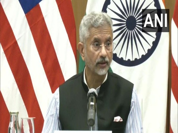 Amid China's opposition to Quad, Jaishankar says certain countries need to get over idea that others 'doing things directed against them'