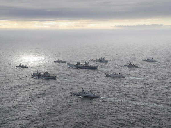 Quad-ASEAN Defence Exchanges On The Rise