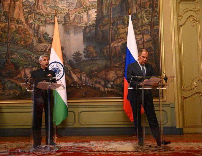 India-Russia Friendship Renewed