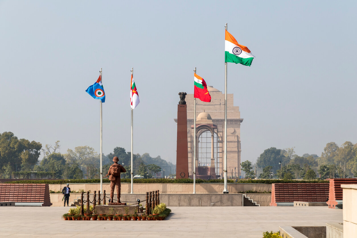 The Great Churn in the Indian Armed Forces