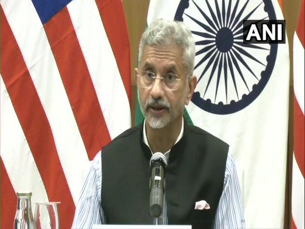 'Unilateral imposition of will' can never lead to stability in Afghanistan: EAM Jaishankar