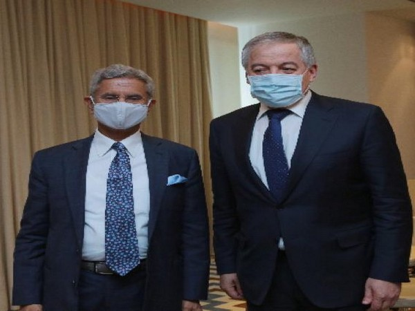 Jaishankar concludes Dushanbe trip with bilateral meeting with Tajik FM