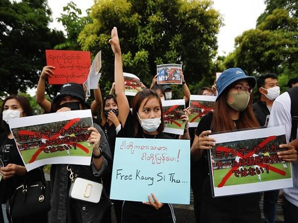 Myanmar junta escalating media crackdown, alleges rights group
